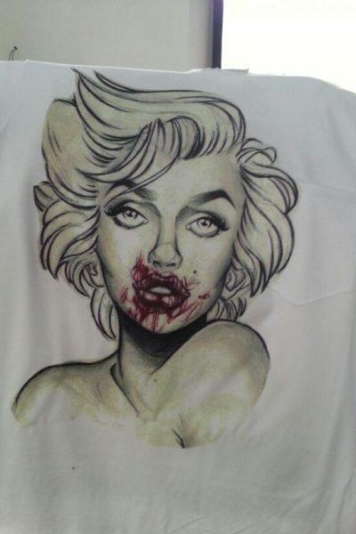 ABBIGLIAMENTO PERSONALIZZATO FELPE T-SHIRT t-shirt personalizzata fluo colorsasdsa
