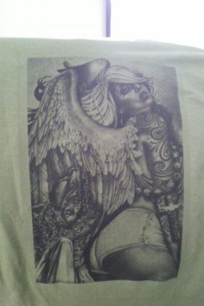 ABBIGLIAMENTO PERSONALIZZATO FELPE T-SHIRT t-shirt personalizzata fluo colorscca